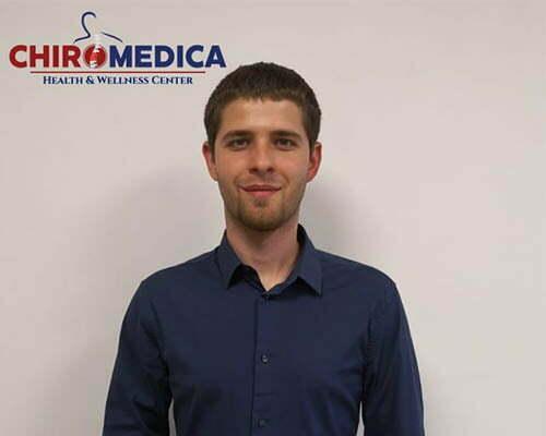 Specialist chiropractor in Cluj-Napoca