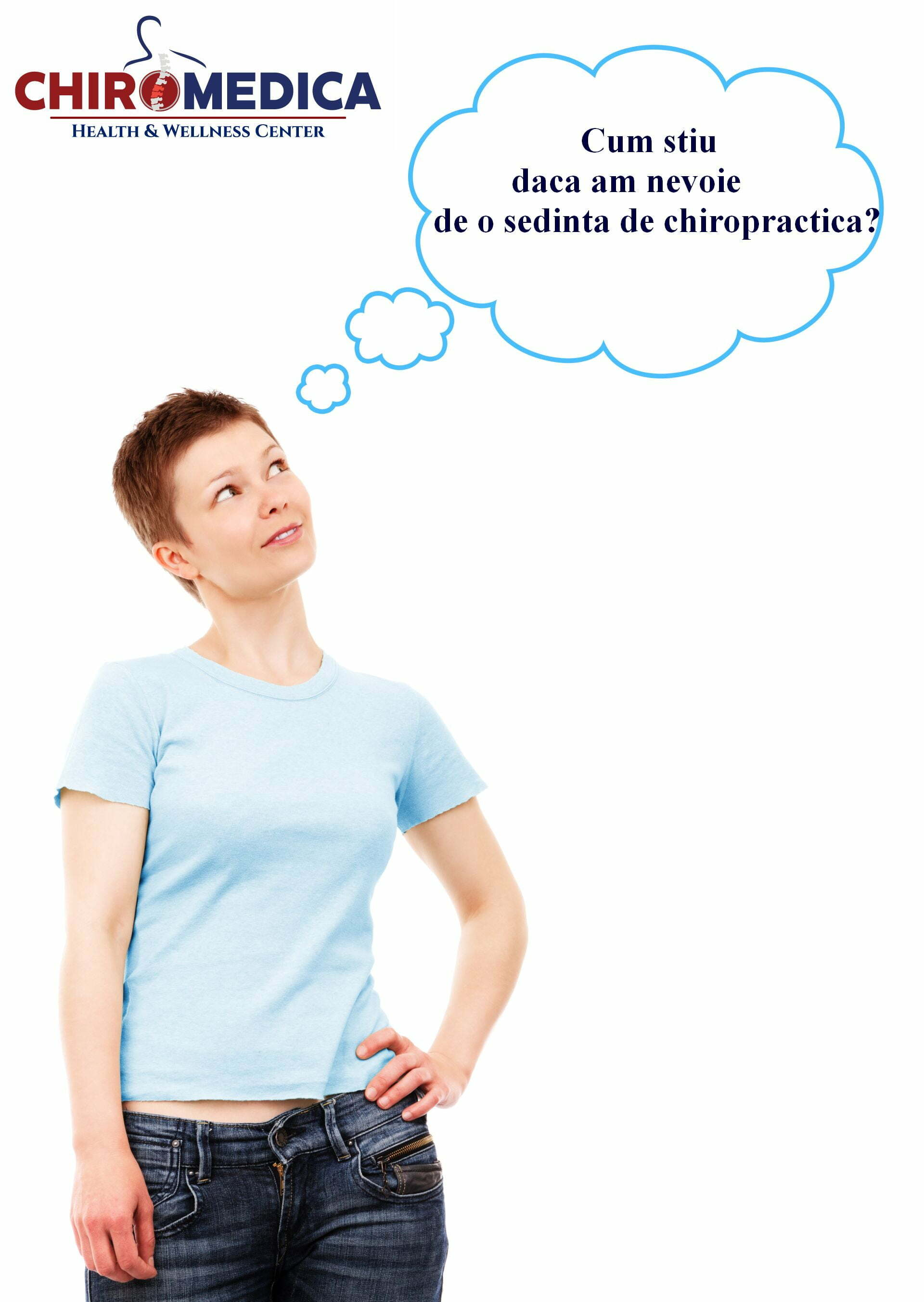 sedinta de chiropractica