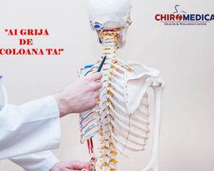 Ziua mondiala a coloanei vertebrale – 16 octombrie