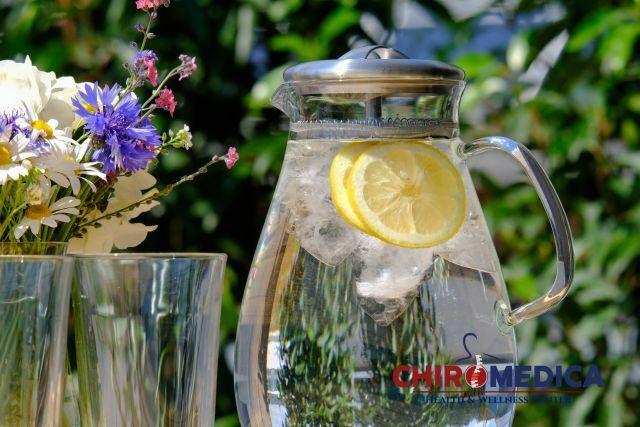 apa - ghid de hidratare