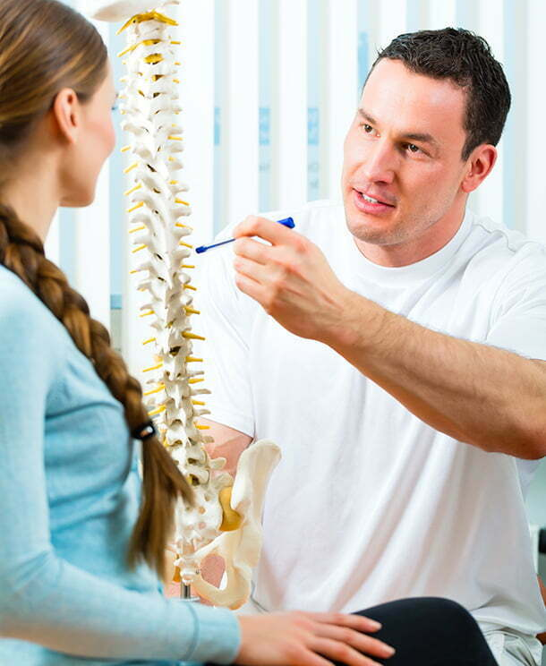prima pagina chiropractica