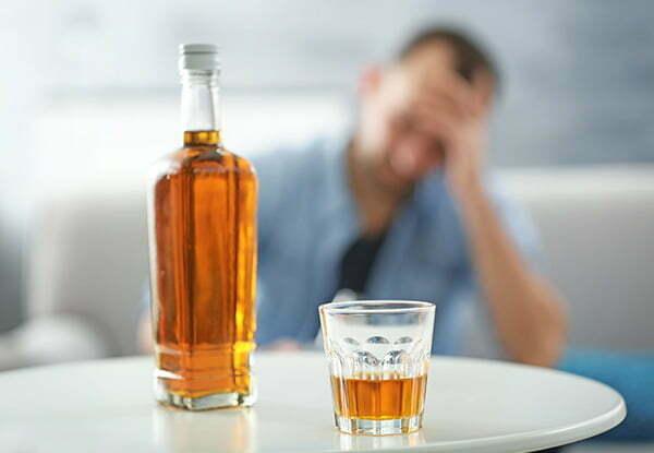 dependenta de alcool