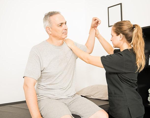periartrita kinetoterapie chiromedica health center