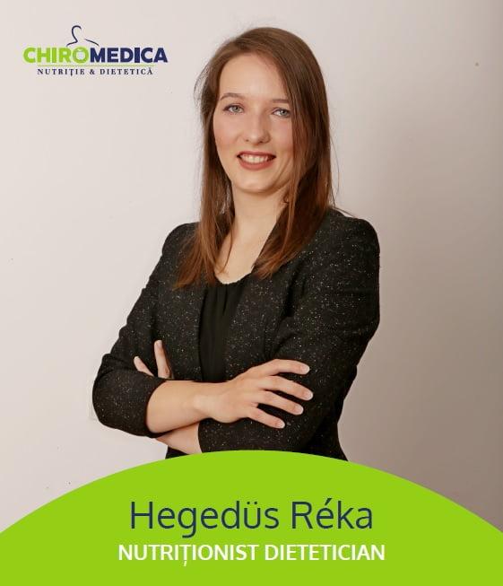 hegedus reka nutritionist dietetician chiromedica